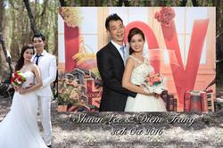 Shuan Lee & Diem Trang