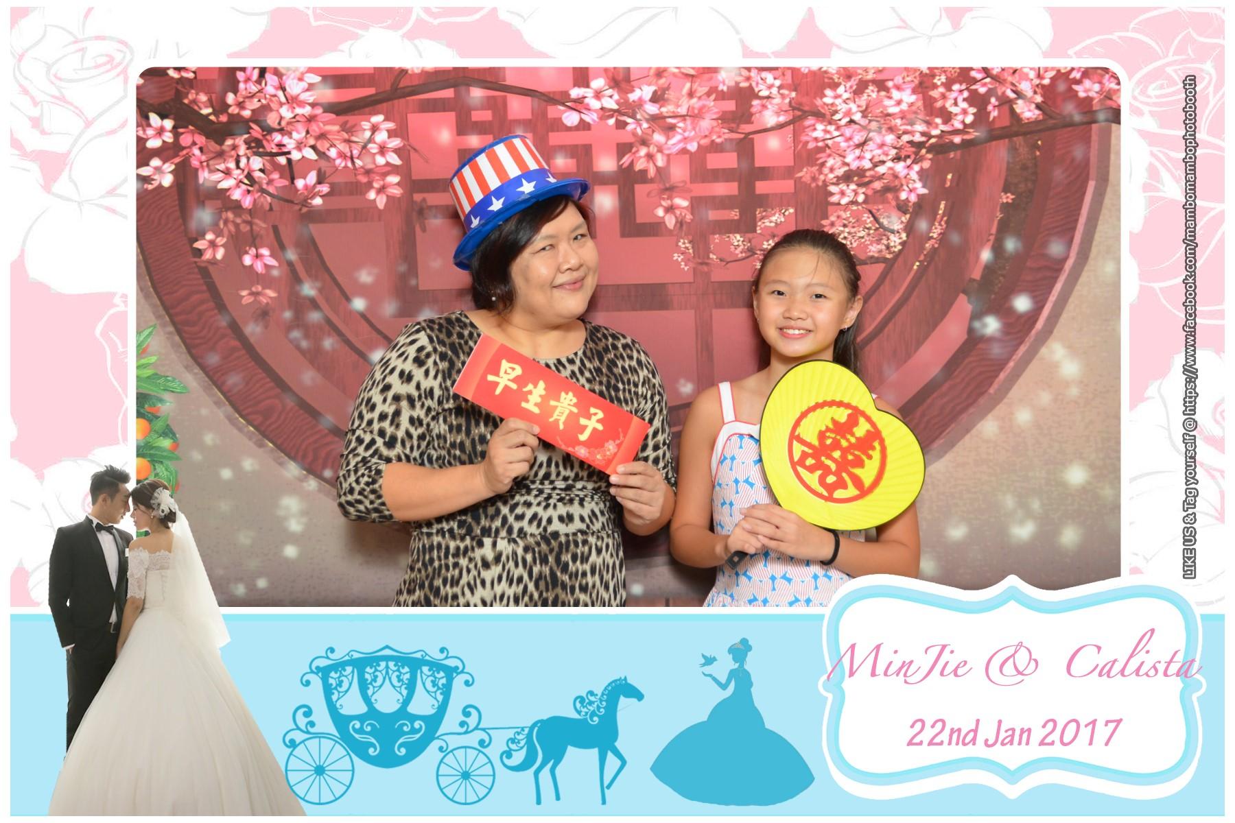 Minjie & Calista