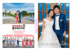 Actual Day Wedding Yaohe Alicia DVD