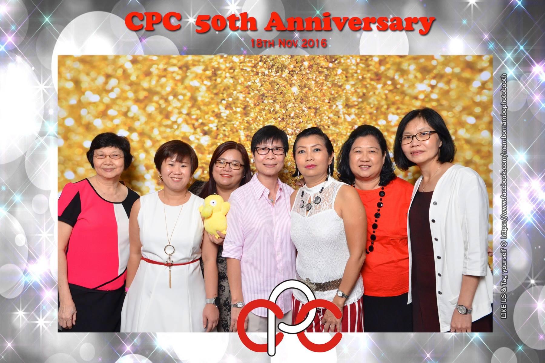 CPC 50th Anniversary