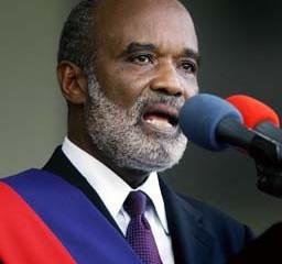 Décès de l'ancien Président René Préval, l'Association Kouraj présente ses sympathies