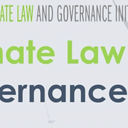 Call for 2021 UNFCCC COP26 CLIMATE LAW AND GOVERNANCE INITIATIVE Session Proposals, Partners and Participants