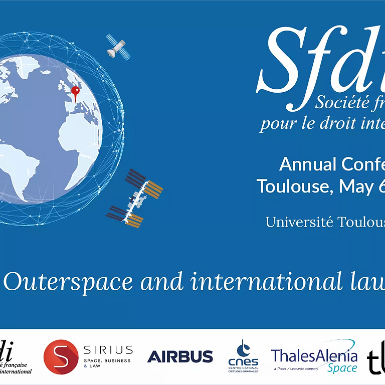 French Society for International Law (SFDI) Conference