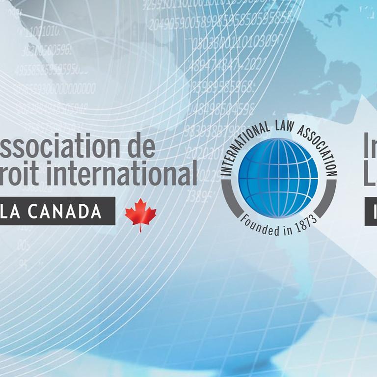 International Law Foresight Project ILA 2023 - Comité de la prospective