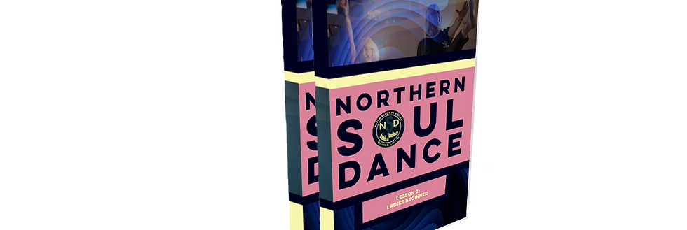 DVD Dance Lessons Ladies Intro Set