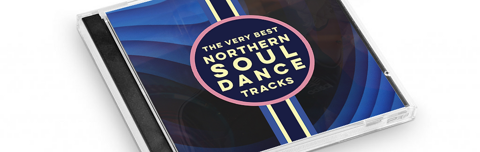 Northern Soul Dance Compilation 2CD