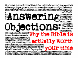 Seven Common Objections (and answers) to the Christian Faith