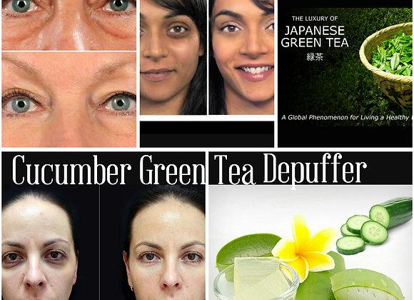 Cucumber Green Tea Depuffer Roll on