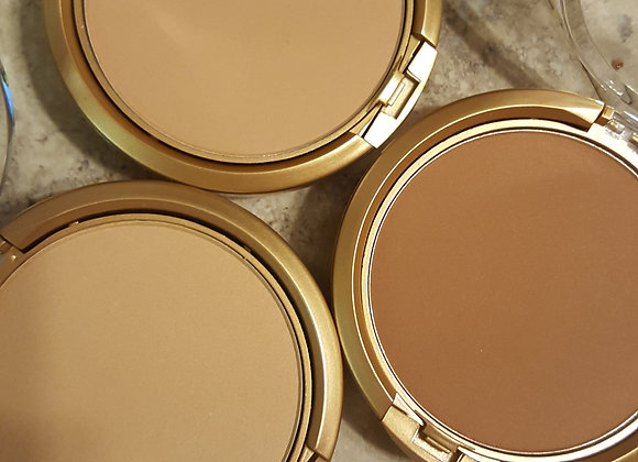 Compact Pressed Mineral Powder