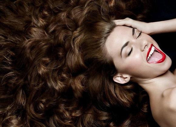 Aloe Vera Hair Styling Gel Lavender
