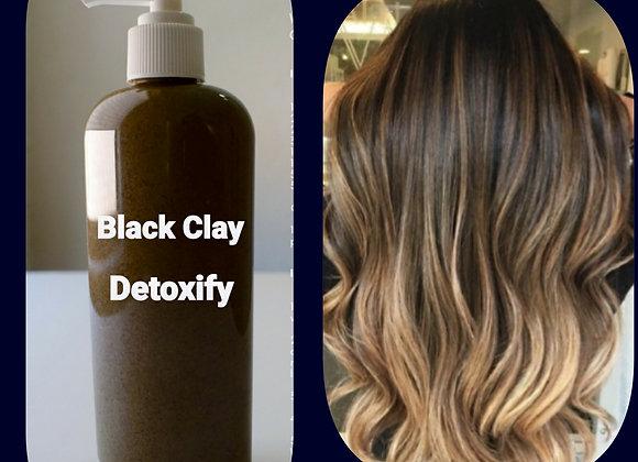Clarifying Clay Shampoo