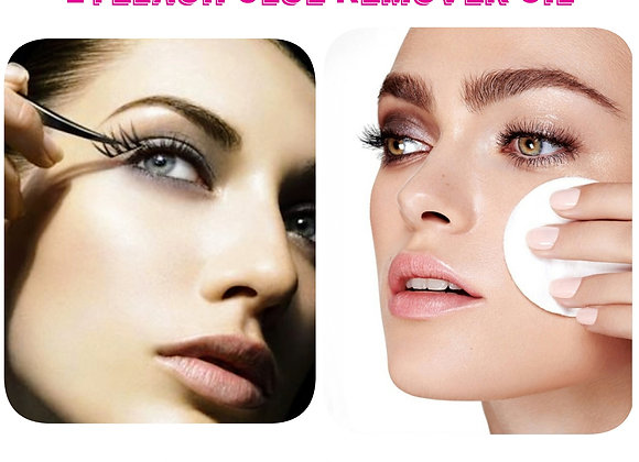Eyelash Glue Remover Oil