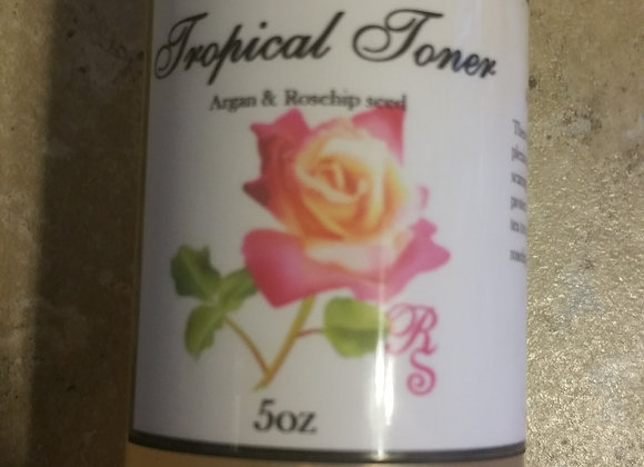 Tropical Face Toner 4oz