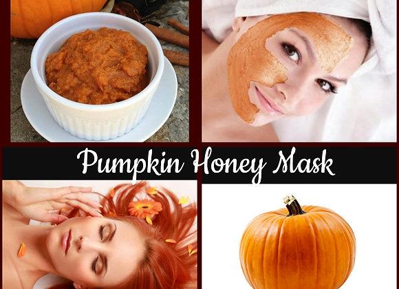 Pumpkin Honey Glycolic Mask