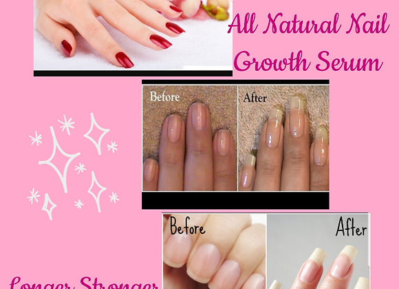 Rapid Nail Growth Serum