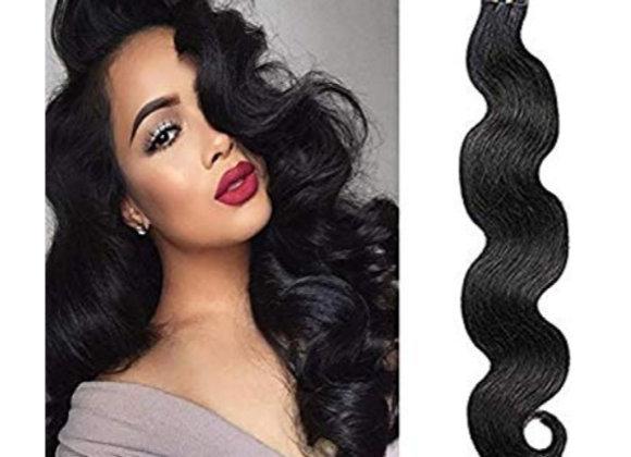 Hair Tape Extensions 100% Real Human Hair