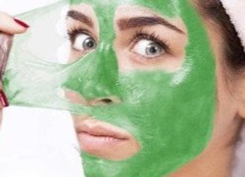 Green Tea Face Peel