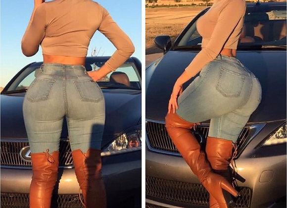 Booty Padding Boy Shorts