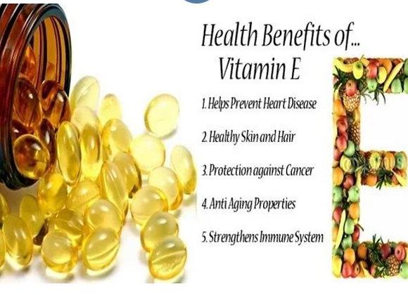 Vitamin E Supplement 200IU