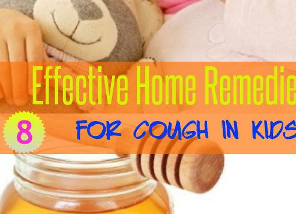 Natural Cold Cough Syrup