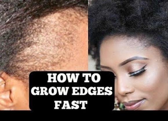 Hair Edge Treatment