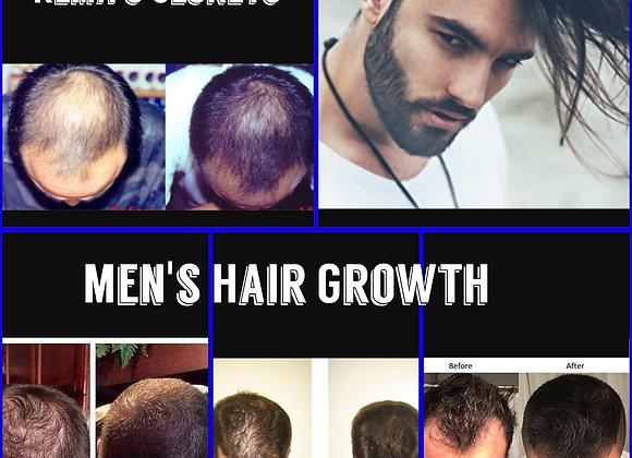 Men's Rapid Hair Growth Serum