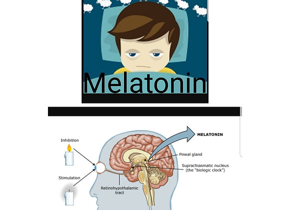 Sleep Aid Melatonin 5mg