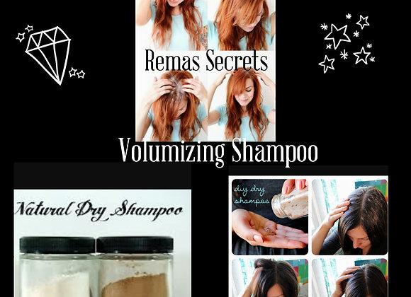 Drying Shampoo Dark Burnette