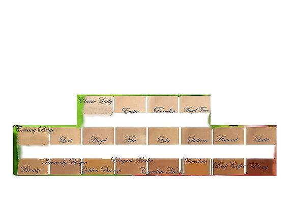 All Foundation Choose color