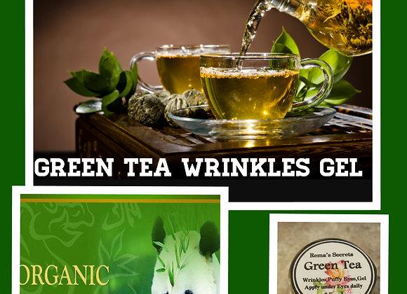 Green Tea Wrinkle Serum Gel