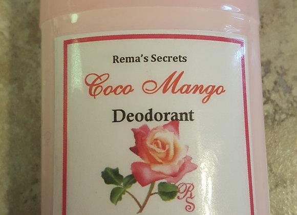 Deodorant Coco Mango