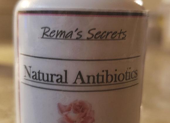 Natural Antibacterial Herb