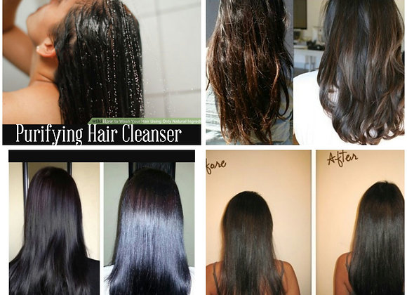 Purifying Hair Cleanse Rinse