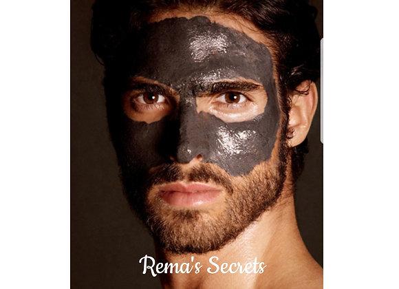 Men's Charcoal Mask