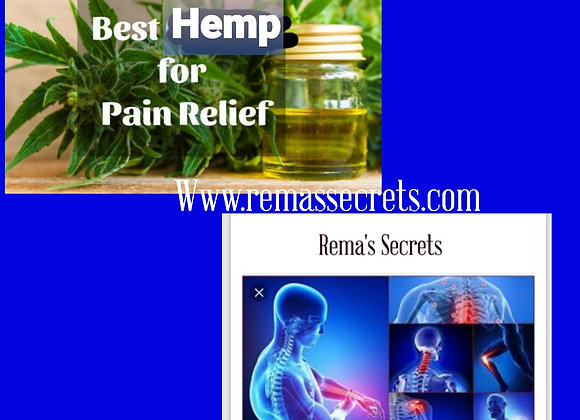 Natural Pain Relief Herb