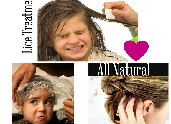 Lice Treatment Natural