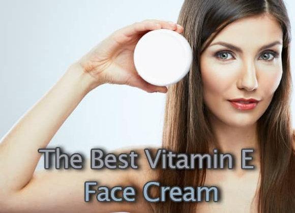 Vitamin E & Aloe Face Cream