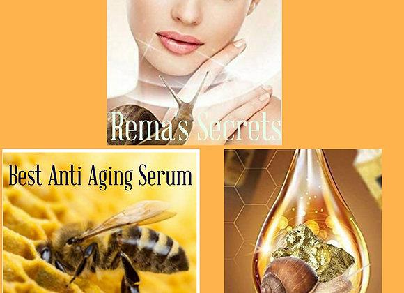 24K Snail Serum Anti Aging