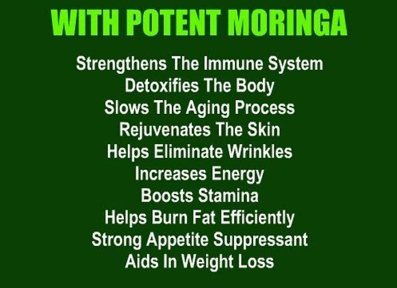 Moringa Organic Herbal