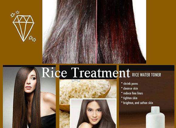 Rice Cleanse Treatment 4oz Hair & Face