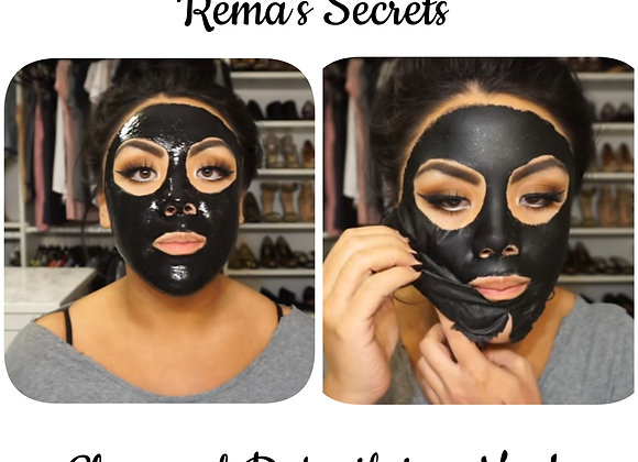 Charcoal Whitening Face Mask 2oz