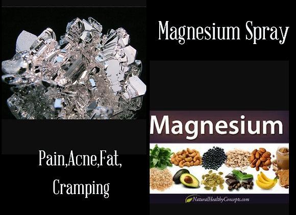 Magnesium Spray 4oz