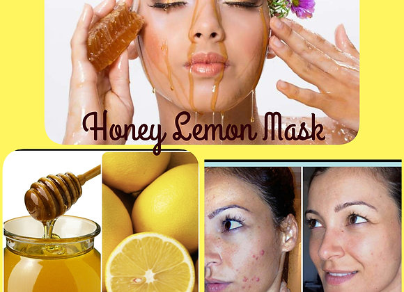 Honey Lemon Mask