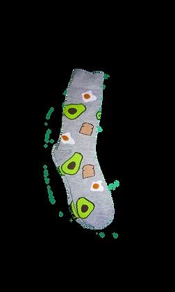 Breakfast on socks