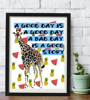 Good Day & Good Story poster
