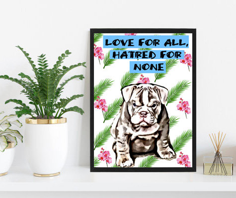 Love For All poster