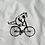 Thumbnail: Women's Torontonian Racoon on a bike Sweater