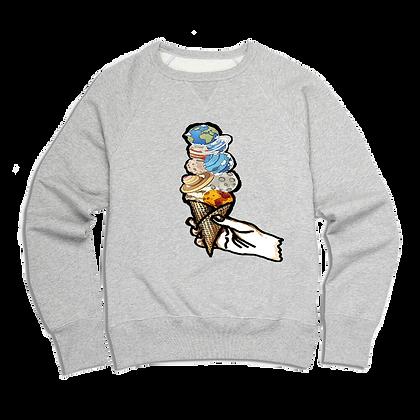 Men's Universe Icecream Sweater