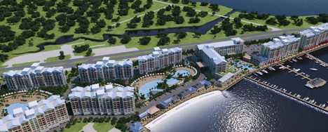 Sunseeker luxury Resort coming to Port Charlotte