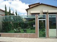 Muro de vidro